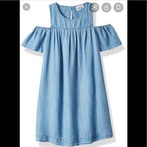 Gap girl cutout dress